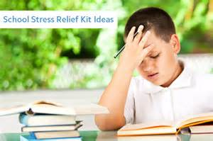 Create a school stress management kit gt virtual learning connections