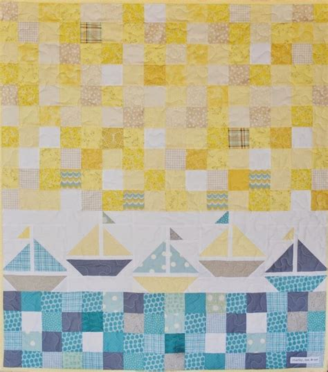 sailboat quilt ideas best 25 sailboat baby quilt ideas on pinterest nautical
