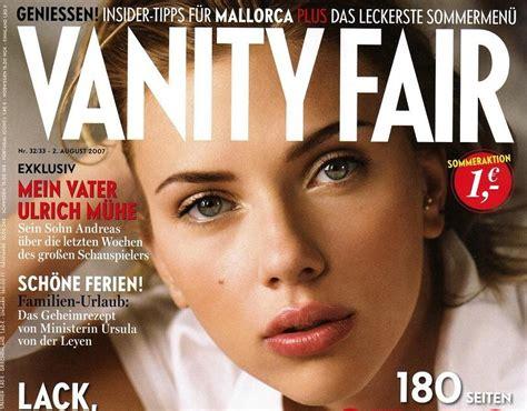 glitzy bits johansson on vanity fair