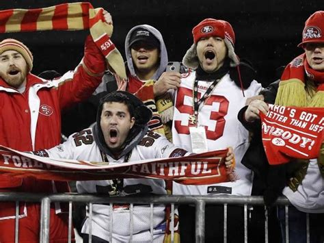 what football team has the most fans which nfl team has the most annoying fans playbuzz