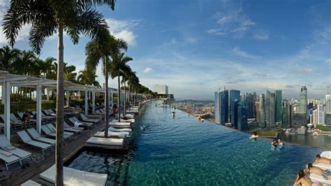 infinity pool marina bay marina bay sands most complete guide credso singapore