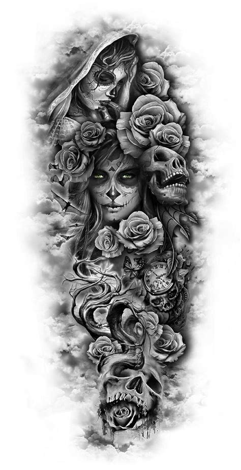 religious tattoo sleeve sketches ideas amazing tattoo