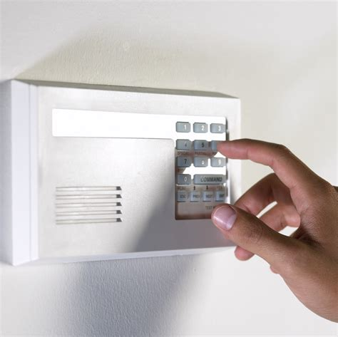 how home alarm system secure your home locksmith