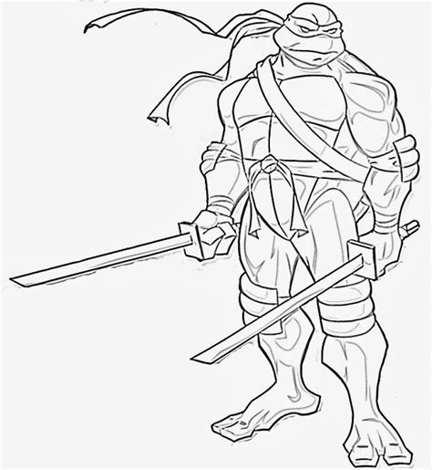 red ninja turtle coloring page get this printable ninja turtle coloring page 78757