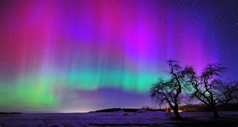 can you see the northern lights in maine where is the best place to see the northern lights top 10