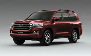 Toyota In New Toyota Land Cruiser 200 Launched In India Priced At