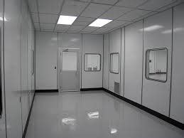 iso 5 clean room sterile area cleanroom qualification pharmaceutical guidelines