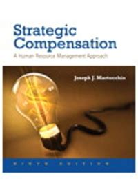 strategic marketing management 9th edition books strategic compensation a human resource management