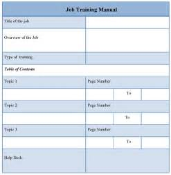Trainer Manual Template by Manual Template Vnzgames
