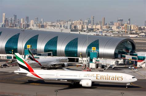 emirates cgk dxb airlines cancel flights in and out of dubai on thursday