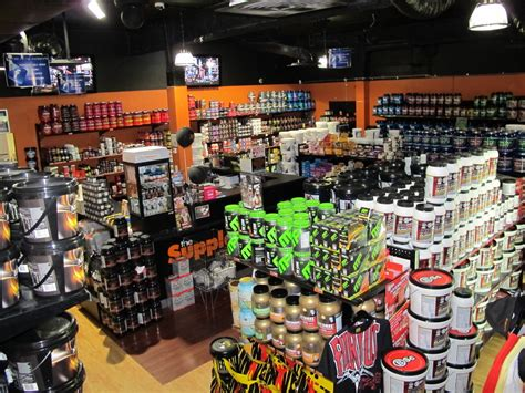 supplement store the supplement den in springwood brisbane qld gyms