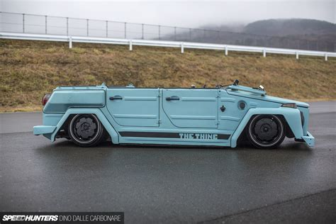 volkswagen type 5 the thing speedhunters