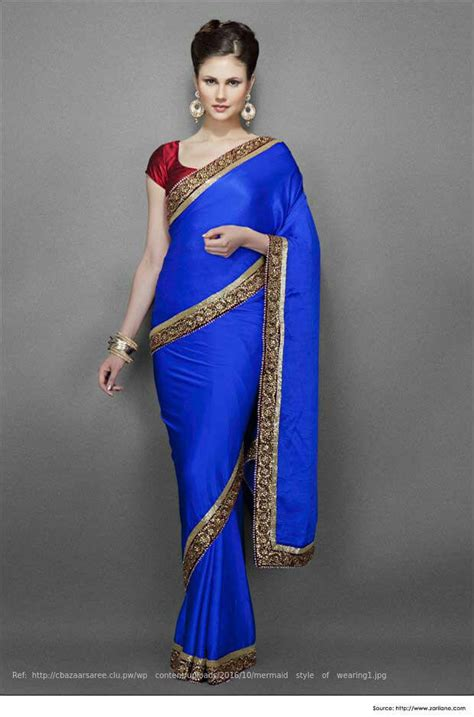 draping sarees in different styles 10 interesting ways to drape a wedding saree try them now