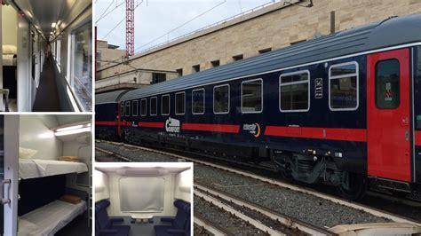 carrozze ferroviarie italiane non sar 224 soppressa la coppia di intercity notte palermo
