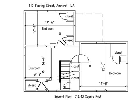 second floor extension plans amherst homes for sale detailed floor plans 143 fearing