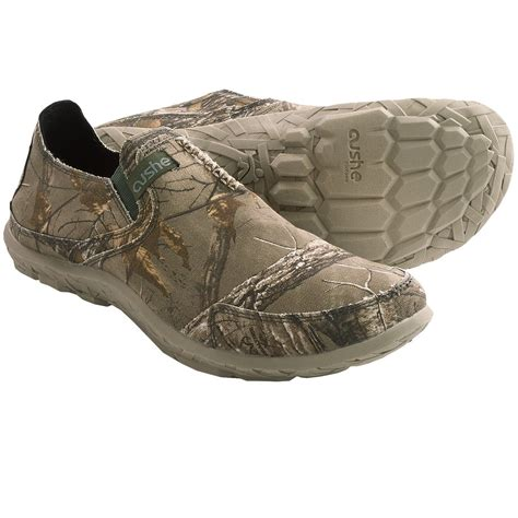 Camouflage Slip Ons cushe slipper realtree 174 xtra camo shoes slip ons for