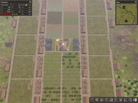 banished layout strategy well planned farms i think banished