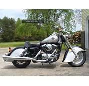 2005 Kawasaki Vulcan 1500 Drifter Motorcycle Like Indian