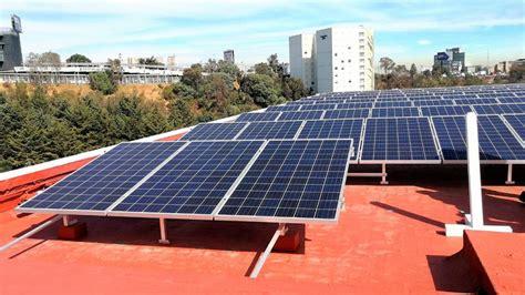 techo solar bimbo se abastecer 225 de energ 237 a con techos solares