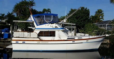 pontoon boats for sale cape coral florida used 1983 president 41 double cabin for sale in cape coral