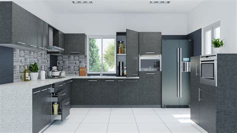 grey modern kitchen design 25 grey kitchen design ideas for modern kitchen home