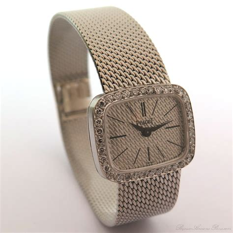 Guess Piaget montre en or piaget