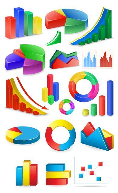 icon vector graphic  dimensional statistics graphic hive