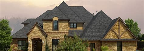 roofing gaf roofing shingles  offer  variety  styles
