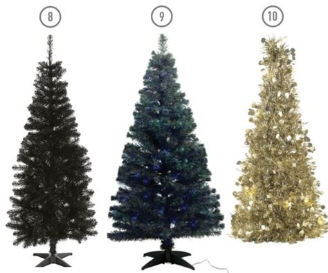 b and q artificial christmas trees top 10 artificial trees most wanted