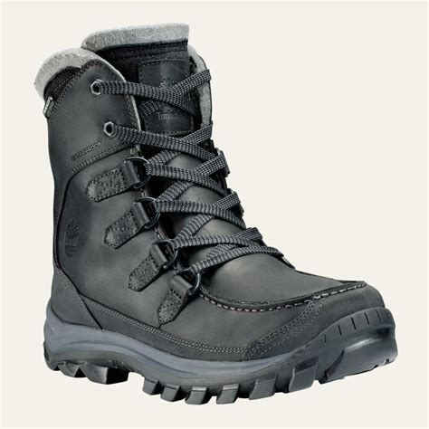 timberland winter boots timberland s chillberg insulated winter boots