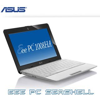 Tiny Häuser Mobil by Asus Eee Pc Seashell 1008ha Announced For Mobile Consumers
