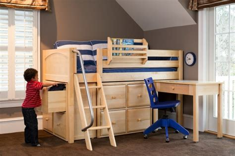 Solid Hardwood Quality Kids Youth Furniture