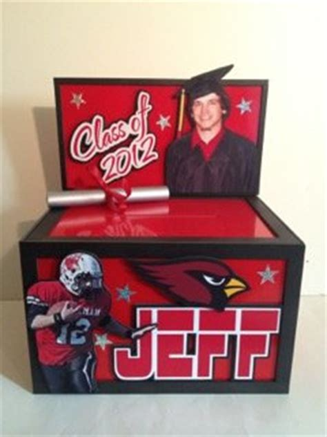 how to make a graduation card holder box graduation gift boxes decorations signs and