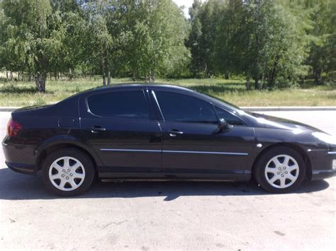 used peugeot 407 used 2006 peugeot 407 photos 1 8 gasoline ff manual