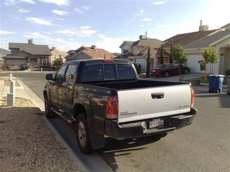 2010 Toyota Tacoma Tailgate Who Has Had Their Tailgate Stolen Or Tacoma World