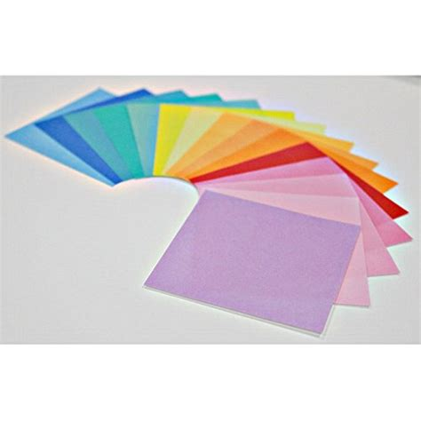 New Color Origami Paper 1005 Sheets 2 3 4 Inches Square