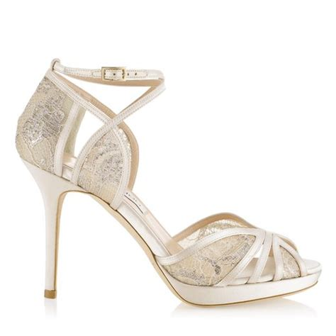 jimmy choo wedding shoes jimmy choo designer wedding shoes collection 6