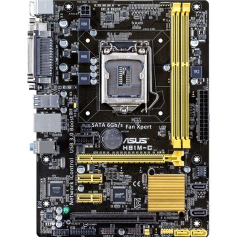 Asus Lga1150 H81m C Mainboard Motherboard printer