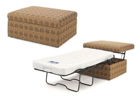 ottoman with fold out bed pin by grace hands on for the home pinterest