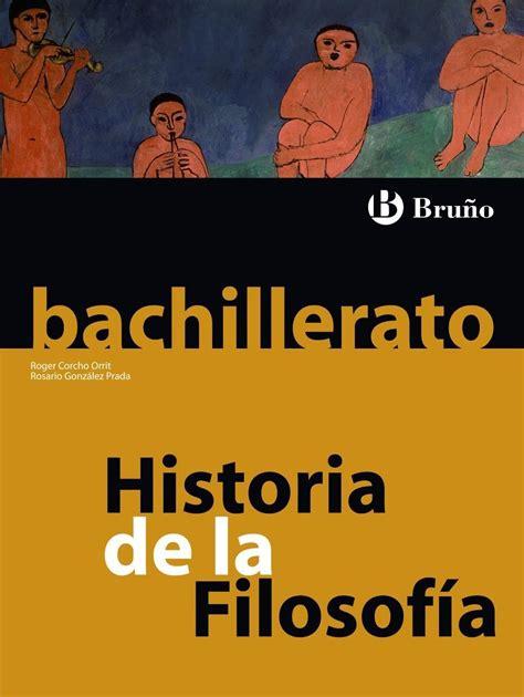 libro historia de la filosofa comprar libro 2bac historia de la filosof 205 a 2 bachillerato