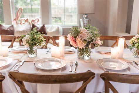 bridal shower dinner table shower dinner table 100 bridal shower dinner table