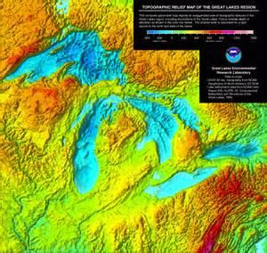 Michigan Topographic Map by Michigan Topographic Map Google Search Michigan