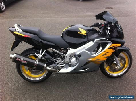 cbr 600 f 1999 honda cbr 600 f for sale in united kingdom
