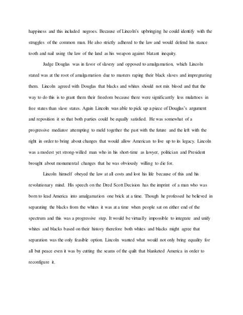 Sat Essay Abraham Lincoln abraham lincoln dred essay
