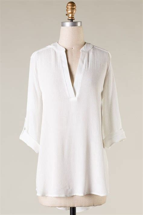 Casual White Import Limited danny shirt in soft white s clothes casual dresses fashion earrings accessories