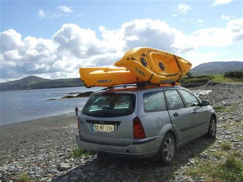 kayak carrier without roof rack how to secure a kayak without roof rack best image voixmag com