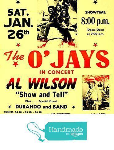 Poster A4 The Kingsmen 207 best vintage concert poster prints images on