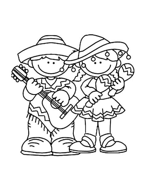 printable coloring pages for cinco de mayo get this cinco de mayo coloring pages free for children