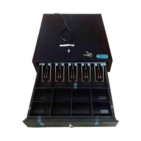 Drawer 46x42cm Rj11 Laci Uang jual wearnes wcr 5801sr drawer laci uang harga kualitas terjamin blibli