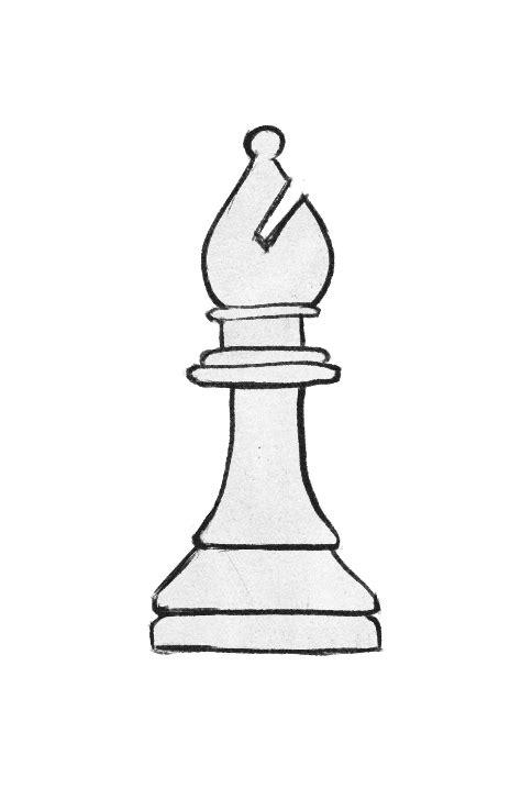 doodle chess gif illustration black and white animated animation